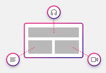 Edit your contents in an agile way