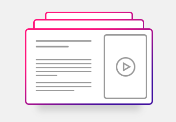 Create your SCORM course from a template